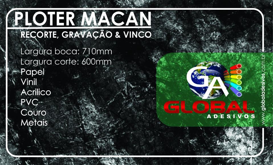 PLOTTER MACAN